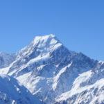 ニュージーランド最高峰、マウントクックを臨む村の4日間 その1
